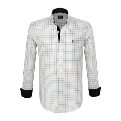 PAUL PARKER - GE 103 2019 - Shirt - Men's - ecru