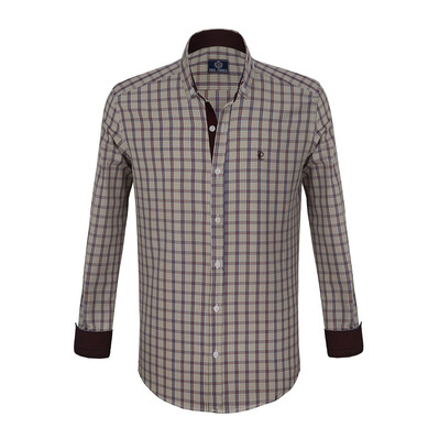 PAUL PARKER - GE 104 2019 - Shirt - Men's - brown
