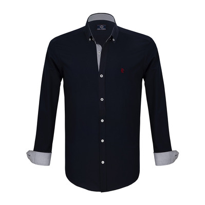 PAUL PARKER - GE 118 2019 - Shirt - Men's - navy
