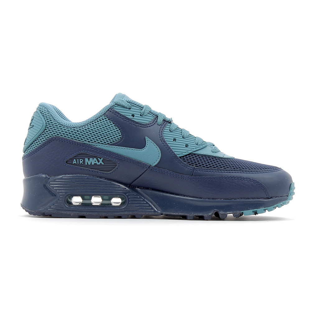 BRADERIE PETITES TAILLES Nike AIR MAX 90 - Sneakers Homme marine ...