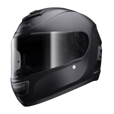 SENA - MOMENTUM - Bluetooth Full Face Helmet - matt black