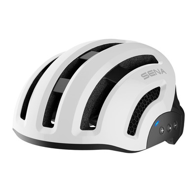 SENA - X1 - Bluetooth Cycling Helmet - white
