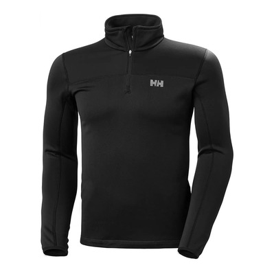 HELLY HANSEN - POWER STRETCH PHANTOM - Sweat Homme black