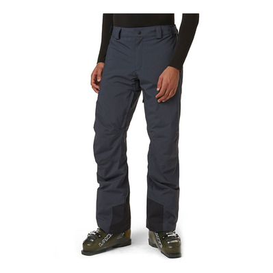 HELLY HANSEN - LEGENDARY INSULATED - Pantalon ski Homme slate