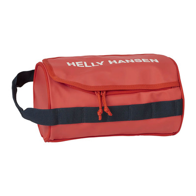 HELLY HANSEN - HH WASH BAG 2 3L - Trousse de toilette patrol orange