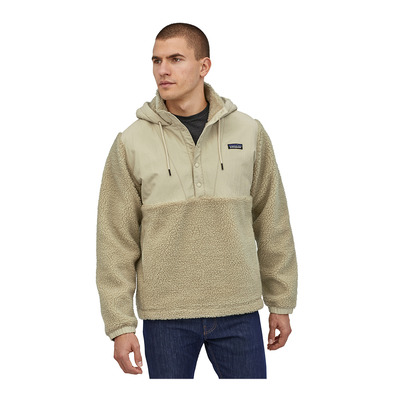 PATAGONIA - M's Shelled Retro-X P/O Homme Pelican