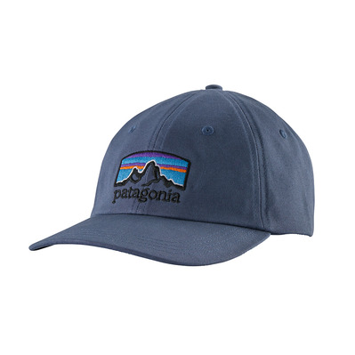 PATAGONIA - FITZ ROY HORIZONS TRAD - Casquette dolomite blue