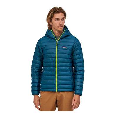 PATAGONIA - DOWN SWEATER HOODY - Winterjacke - Männer - crater blue