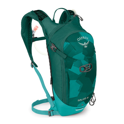 OSPREY - SALIDA 8L - Sac d'hydratation Femme teal glass