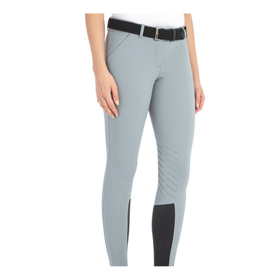 EQUILINE - PANTALONE DONNA GRIP GINOCCHIO Femme VAPORE