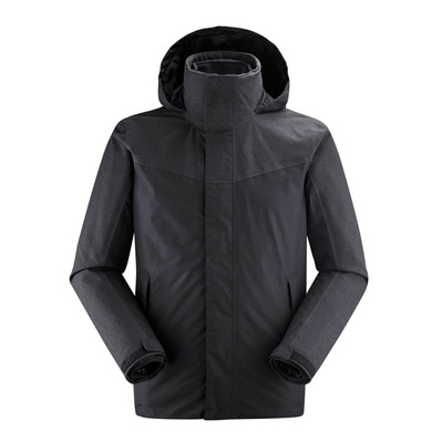LAFUMA - JAIPUR GTX 3IN1 FLEECE - Giacca Uomo anthracite grey
