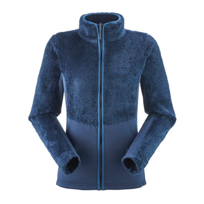 LAFUMA - CHATHAM F-ZIP - Polaire Femme eclipse blue