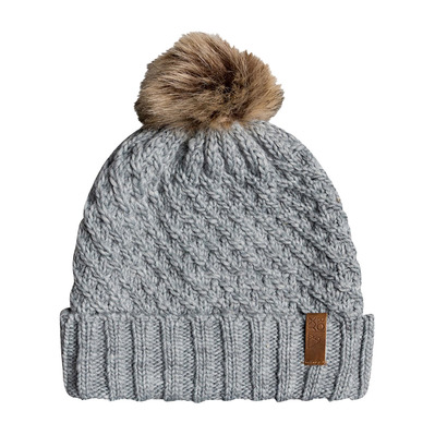 ROXY - BLIZZARDBEANIE HDWR SJEH Femme HEATHER GREY