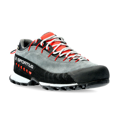 LA SPORTIVA - TX4 GTX - Chaussures approche Femme carbon/hibiscus