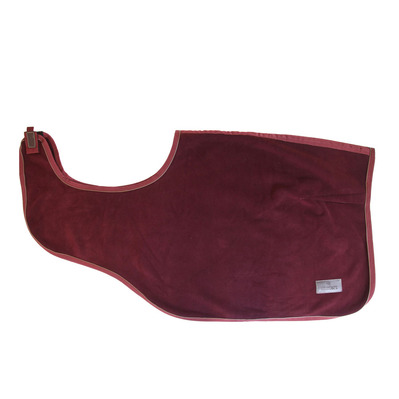 KENTUCKY - HEAVY FLEECE - Coprireni 160g bordeaux