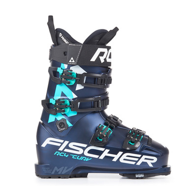 FISCHER - RC4 THE CURV 105 VACUUM WALK - Chaussures ski Femme blue/blue