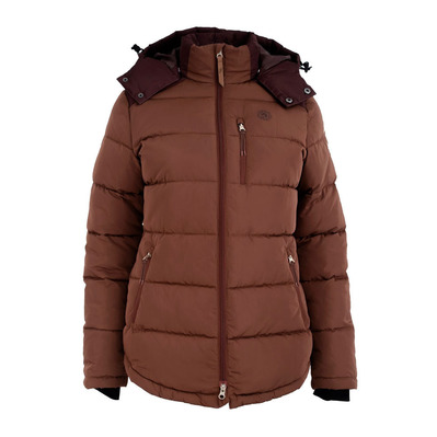 JACSON - LEXIE - Steppjacke - Frauen - brown