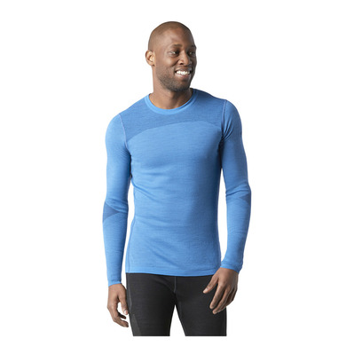 SMARTWOOL - INTRAKNIT MERINO 200 - Sous-couche Homme nptn blu dp nvy