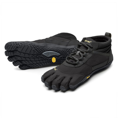 FIVE FINGERS - V-TREK INSULATED - Zapatillas hombre black