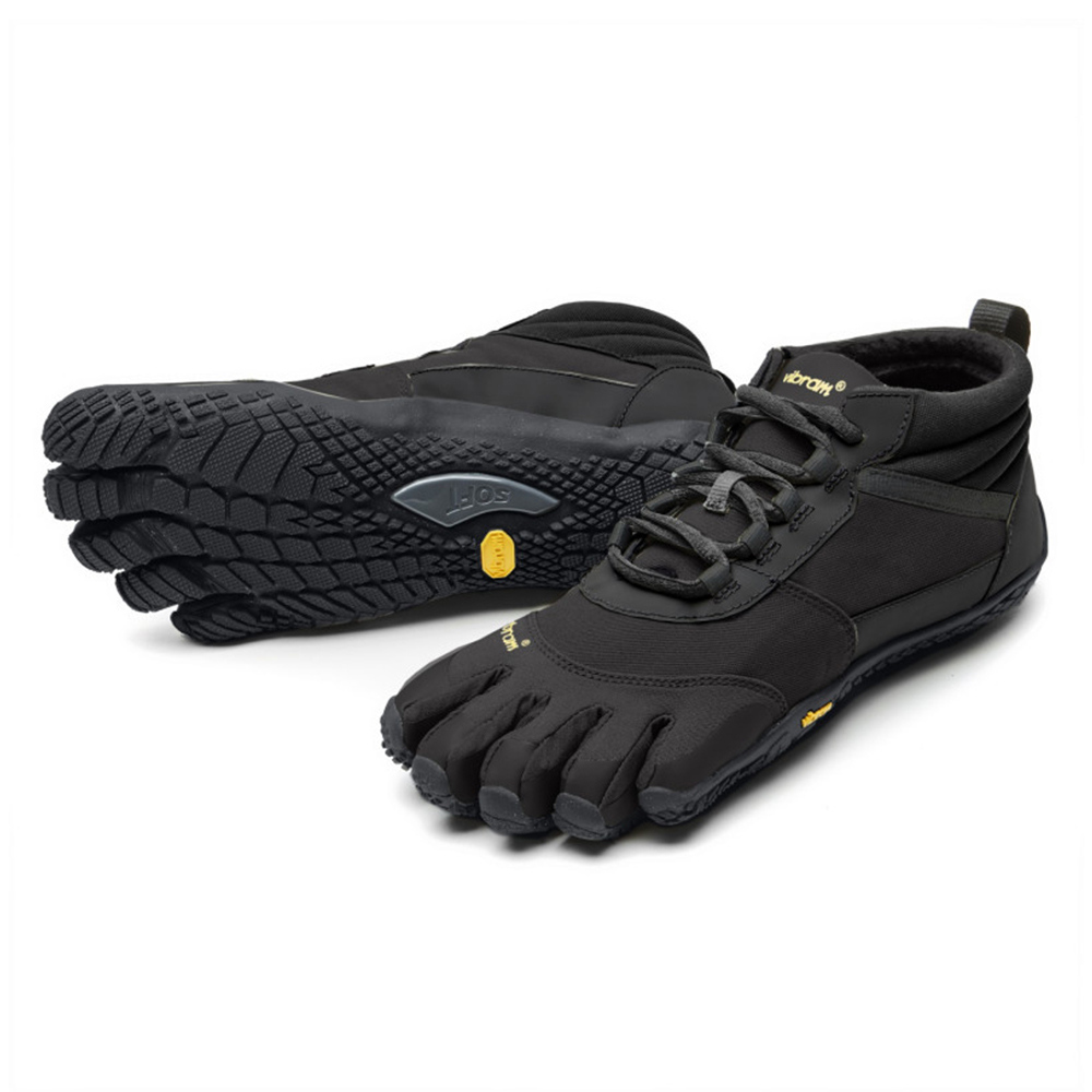 FIVE FINGERS - Vibram Five Fingers V-TREK INSULATED Homme Noir