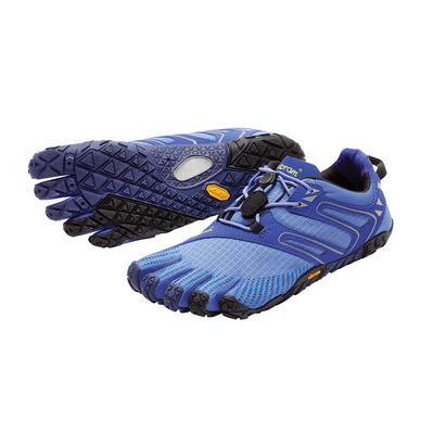 FIVEFINGERS - Five Fingers V-TRAIL - Trailrunningschuhe - Frauen - purple/black