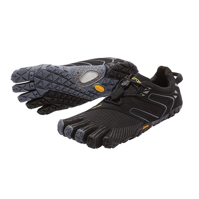 FIVEFINGERS - Five Fingers V-TRAIL - Trailrunningschuhe - Frauen - black/grey