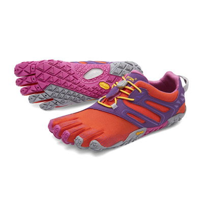 FIVEFINGERS - Five Fingers V-TRAIL - Trailrunningschuhe - Frauen - magenta / orange