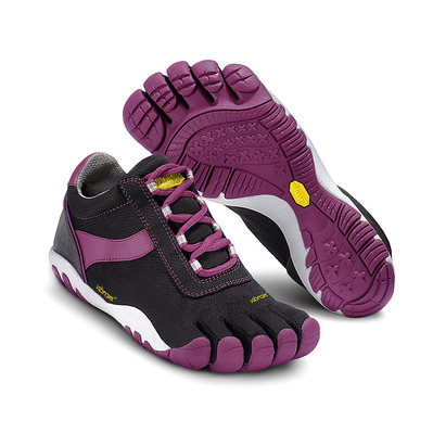FIVEFINGERS - Five Fingers SPEED XC - Laufschuhe - Frauen - black/rose/white