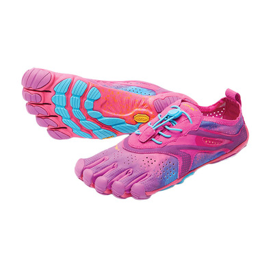 FIVEFINGERS - Five Fingers V-RUN - Laufschuhe - Frauen - purple/blue