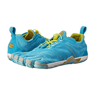 FIVEFINGERS - Five Fingers KMD EVO - Trainingsschuhe - Frauen - light blue/grey/yellow