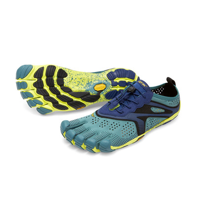 FIVEFINGERS - Five Fingers V-RUN - Laufschuhe - Männer - navy/yellow