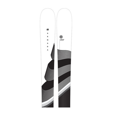 ARMADA - VICTA 83 - Skis all-mountain/freeride Femme