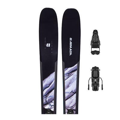 ARMADA - TRACER 98 + N SHIFT MNC 13 - Pack skis freerando + Fixations Homme