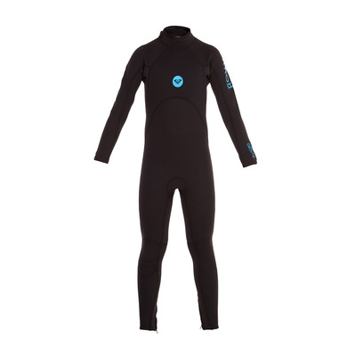 ROXY - SYNCRO BASE BZ - Wetsuit - 3/2mm Junior - black