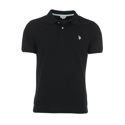 US POLO - - INSTITUTIONAL - Polo - Men's - black
