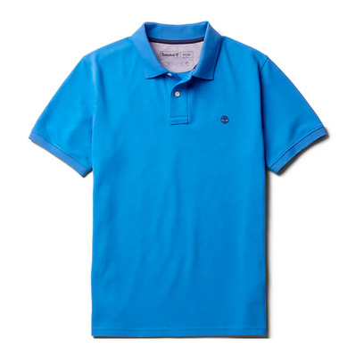 TIMBERLAND - TB0A1YQVF421 - Polo - Men's - strong blue