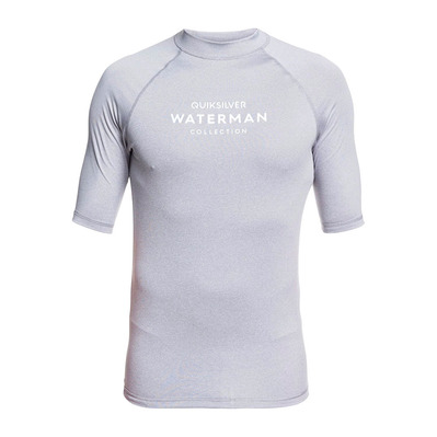QUIKSILVER - WATERMAN SEA DOG - Rashguard - Men's - sleet heather