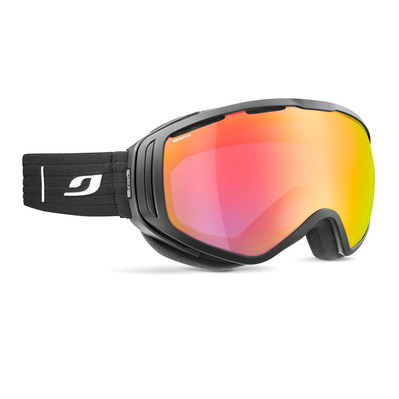 JULBO - TITAN OTG - Masque ski photochromique Homme noir/flash rouge