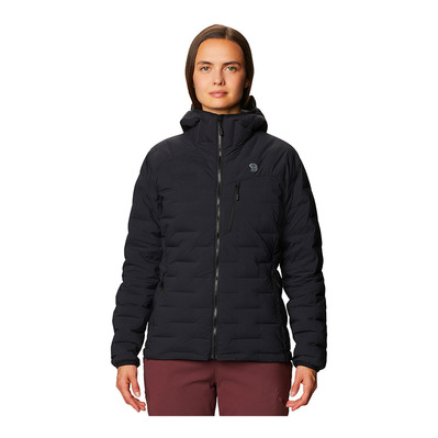 MOUNTAIN HARDWEAR - SUPER DS STRETCHDOWN - Piumino Donna black