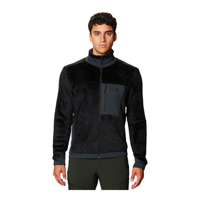 MOUNTAIN HARDWEAR - MONKEY FLEECE - Polar hombre black