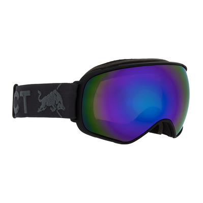 RED BULL SPECT - ALLEY OOP 012 - Masque de ski black/green snow