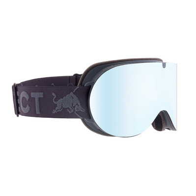 RED BULL - BONNIE 011 - Gafas de esquí dark grey/ice blue snow