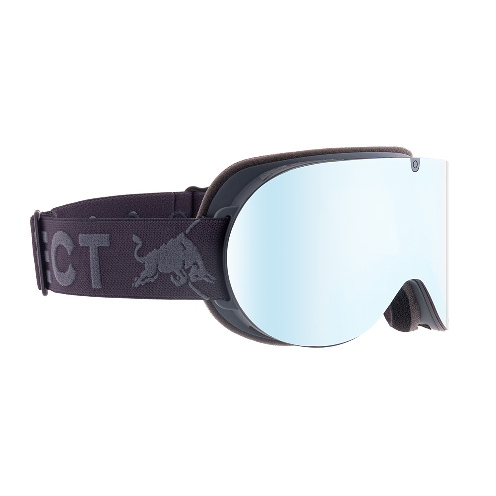 RED BULL SPECT - Red Bull BONNIE 011 - Gafas de esquí dark grey/ice blue snow