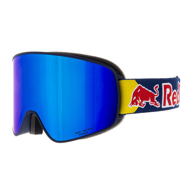 RED BULL - RUSH 001 - Gafas de esquí blue/blue snow