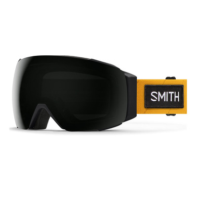 SMITH - AS IO MAG - Gafas de esquí ac tnf x aus - cps blk / mo - cp storm rose flash