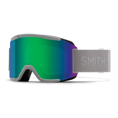 SMITH - FORUM - Skibrille - cloudgrey/green slx m
