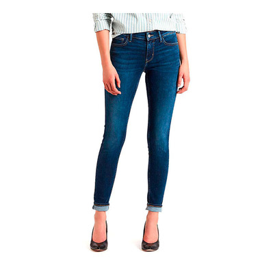 LEVIS - INNOVATION SUPER SKINNY - Vaqueros mujer its on