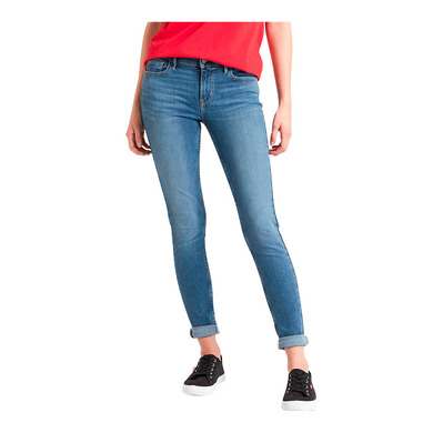 LEVIS - INNOVATION SUPER SKINNY - Vaqueros mujer word