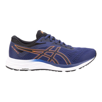ASICS - GEL-EXCITE 6 - Running Shoes - Men's - indigo blue/shocking orange