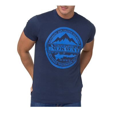 GEOGRAPHICAL NORWAY - JARIDON - T-Shirt - Männer - navy